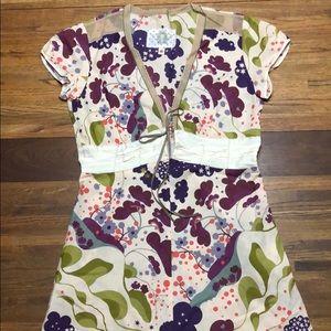 Tops - EUC Boutique Floral Tunic